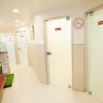 חדרי בית החולים הוטרינרי במרכז