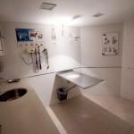 המרכז הרפואי לחיות חדר טיפולים