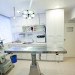 חדר ניתוחים רפואי וטרינרי מתקדם