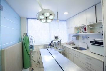 חדרי המרפאה הוטרינרית